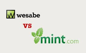 Wesabe and Mint